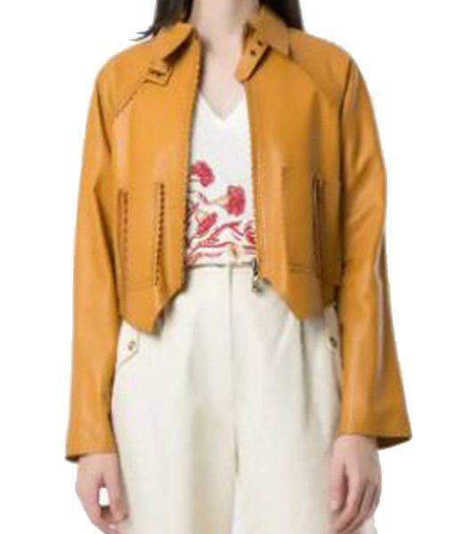 women-designer-yellow-leather-jacket