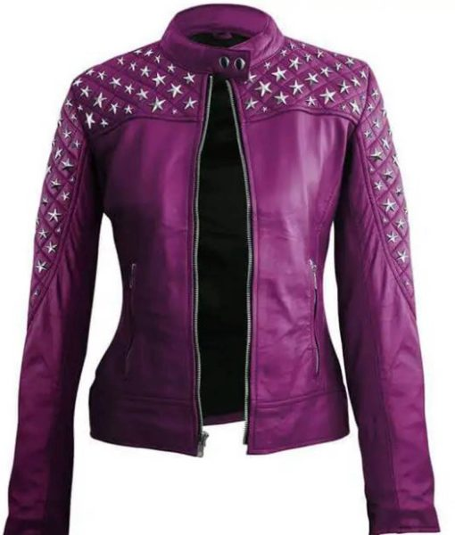 womens-studded-jacket