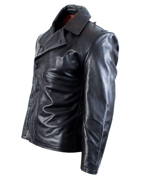 german-panzer-black-leather-jacket
