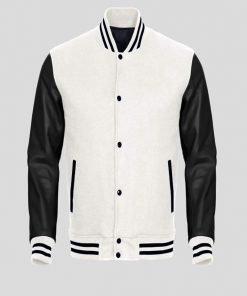 white-varsity-jacket