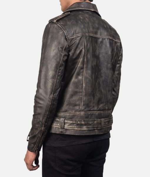 aged-biker-leather-jacket