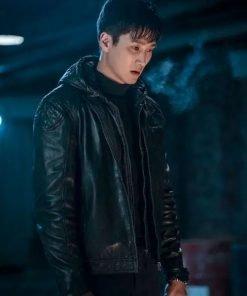 ahn-bo-hyun-itaewon-class-leather-hoodie