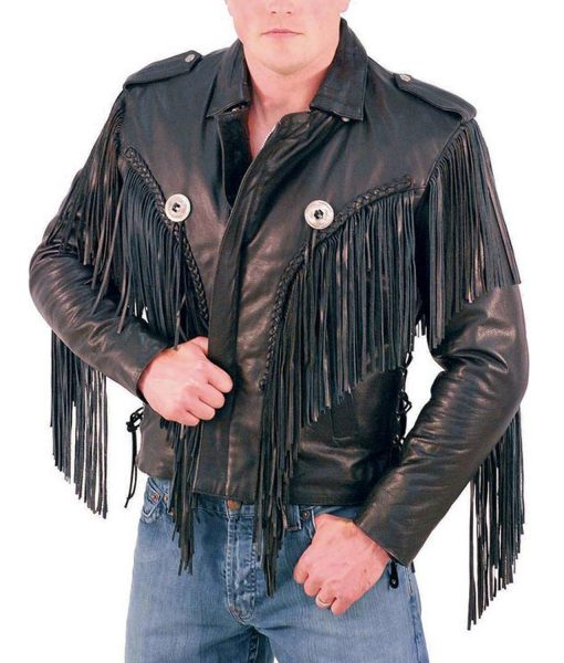 beltless-fringed-leather-motorcycle-jacket