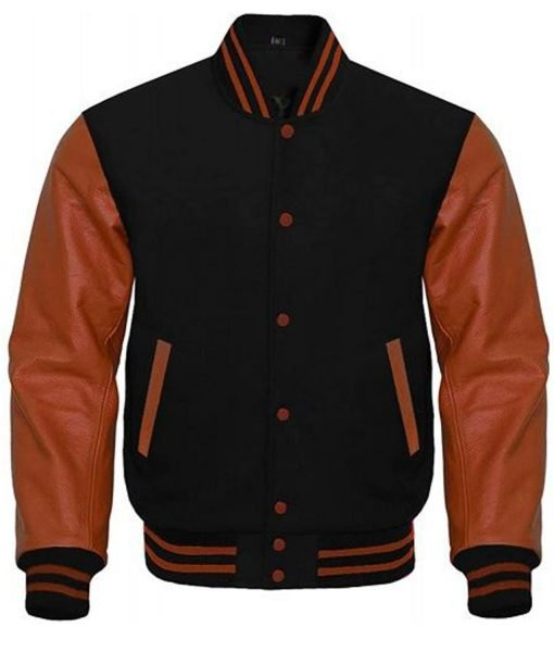 black-and-brown-varsity-jacket