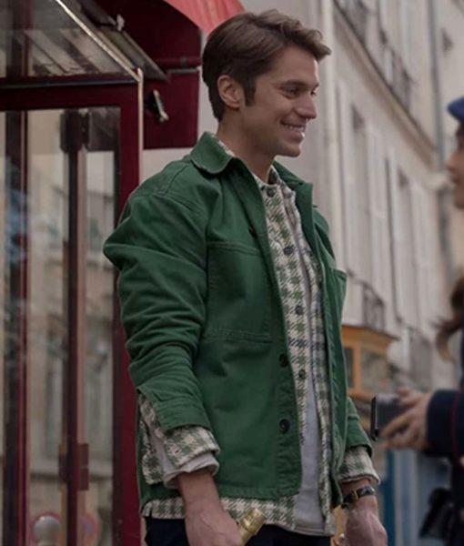 emily-in-paris-lucas-bravo-green-jacket