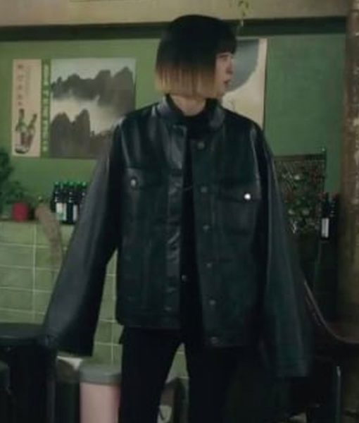 itaewon-class-kim-da-mi-leather-jacket