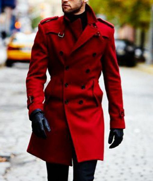 mens-double-breasted-red-coat