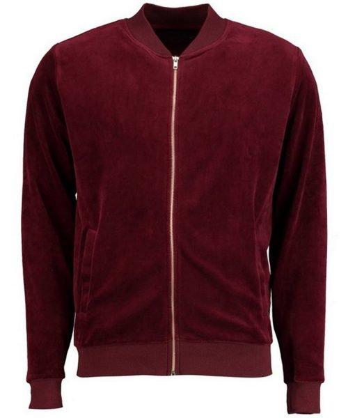mens-velvet-bomber-jacket