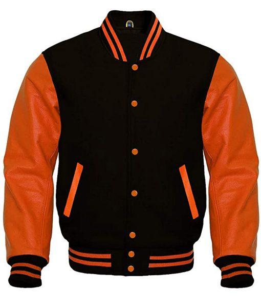 orange-varsity-jacket