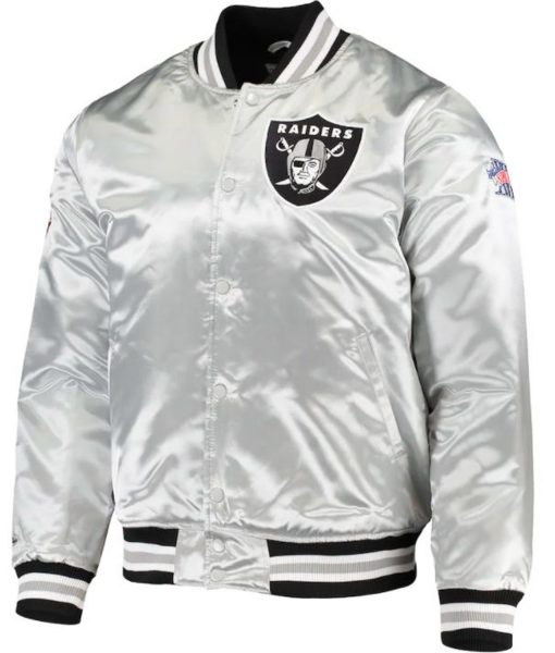 raiders-silver-jacket