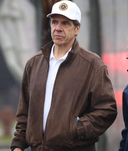 andrew-cuomo-leather-jacket