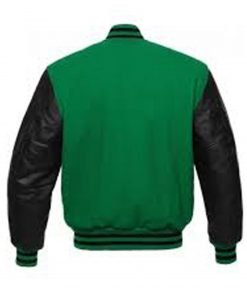 black-and-green-letterman-jacket