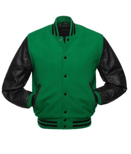 black-and-green-varsity-jacket