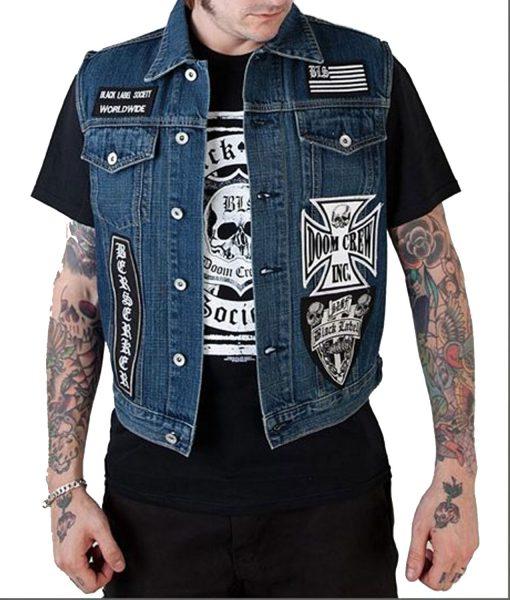 black-label-society-vest