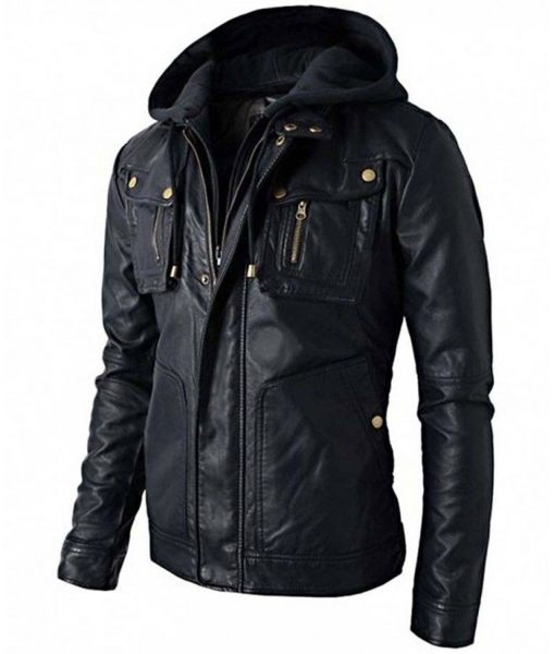 black-leather-jacket-with-hood