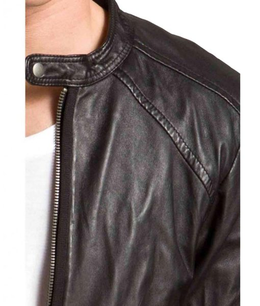 blackish-brown-leather-jacket