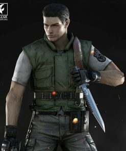 chris redfield stars vest