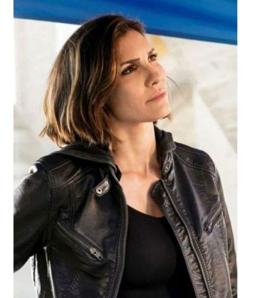 daniela-ruah-leather-jacket