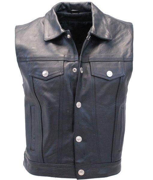 denim-style-leather-vest