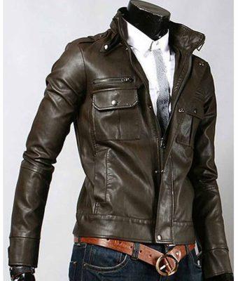 elegant-brown-leather-jacket