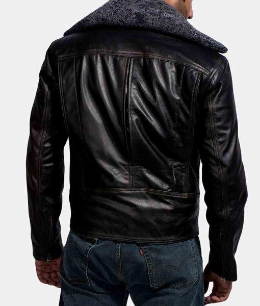 furton-black-biker-jacket