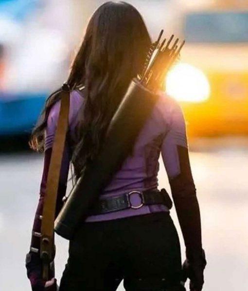 hailee-steinfeld-purple-jacket