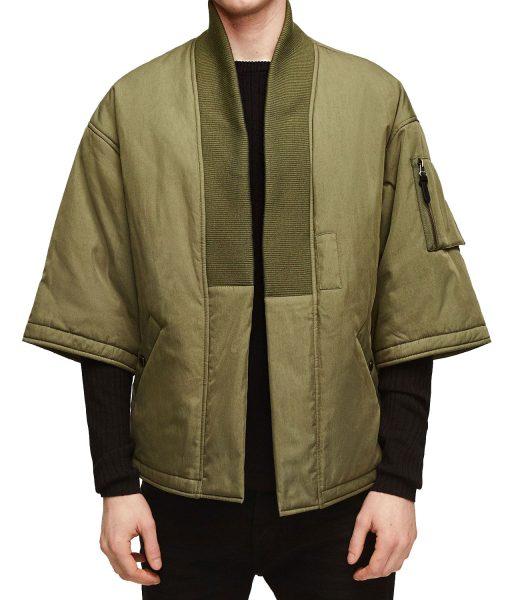 kimono-jacket