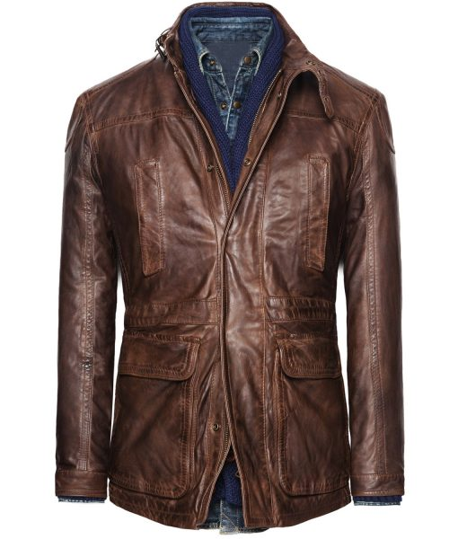 leather-field-jacket