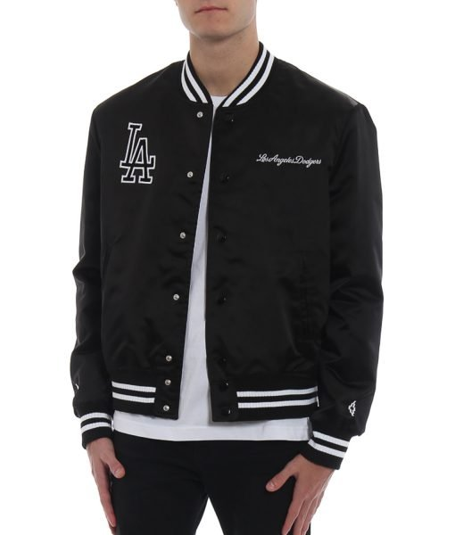 los-angeles-dodgers-black-jacket