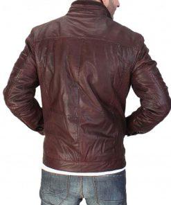 maroon-waxed-leather-jacket
