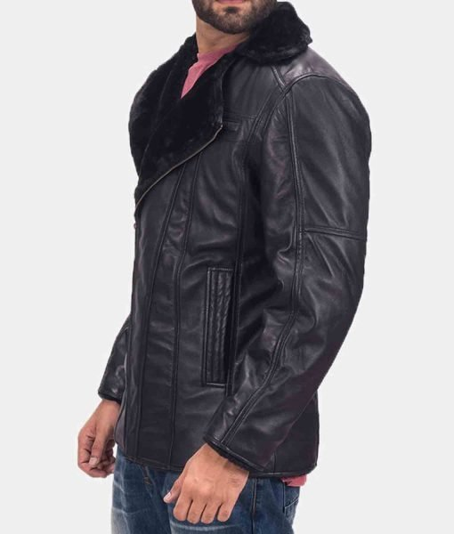 mens-asymmetrical-leather-shearling-jacket