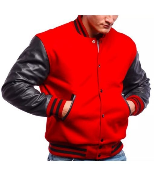 mens-red-and-black-jacket