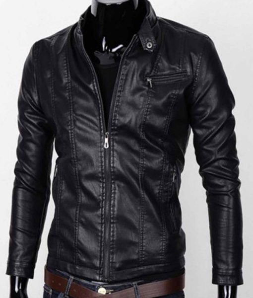 mens-stand-collar-jacket