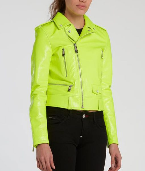 neon-green-leather-jacket