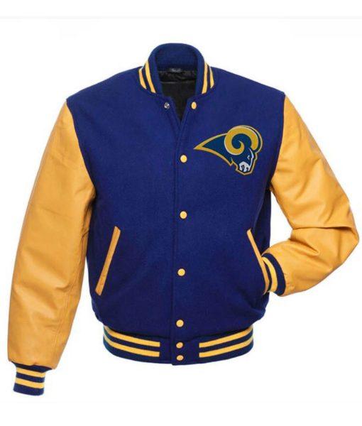 rams-letterman-jacket