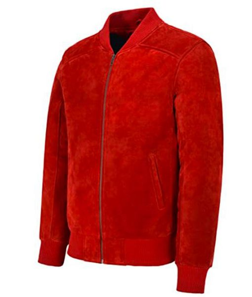 red-suede-bomber-jacket