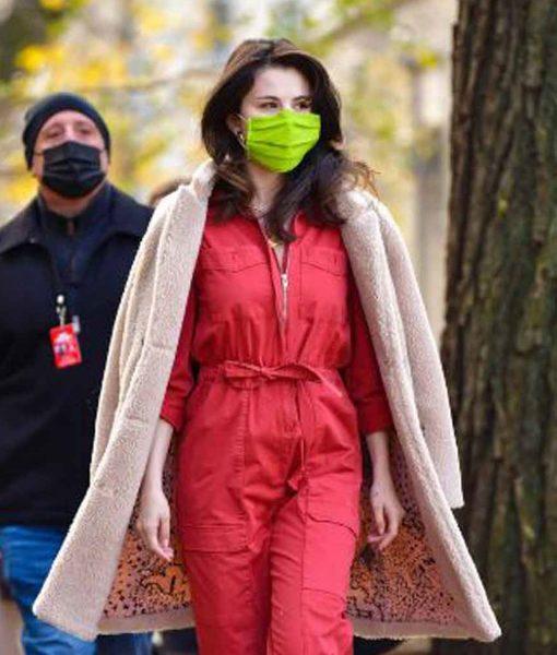 selena-gomez-only-murders-in-the-building-sherpa-coat