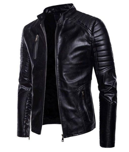 stand-collar-biker-jacket