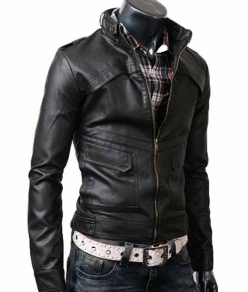 strap-collar-leather-jacket