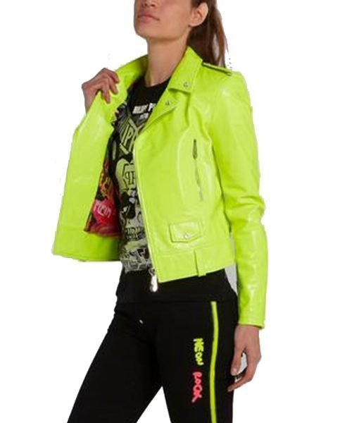 womens-neon-leather-jacket