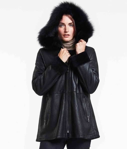 womens-shearling-jacket-with-hoodie