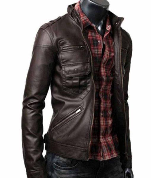 zipper-pocket-brown-jacket