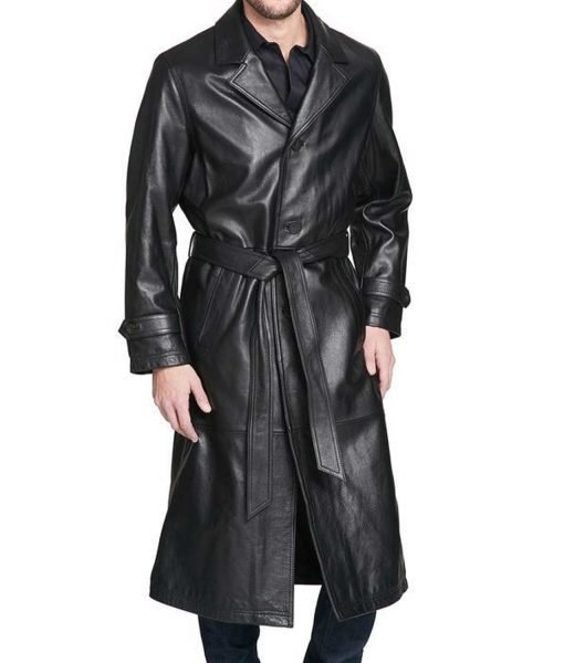 belted-leather-trench-coat