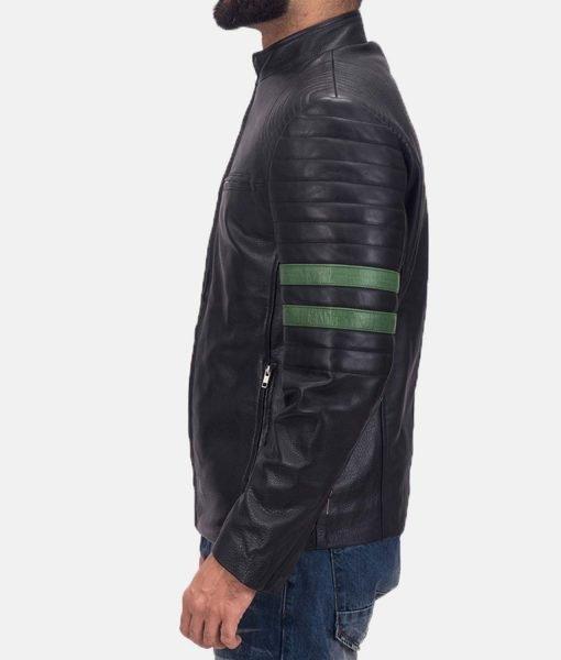 biker-black-striped-jacket