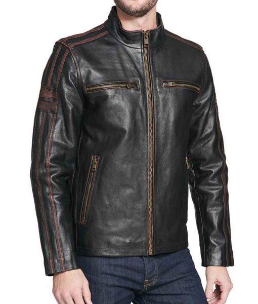 black-rivet-leather-jacket