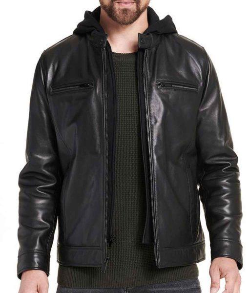 black-smooth-leather-jacket