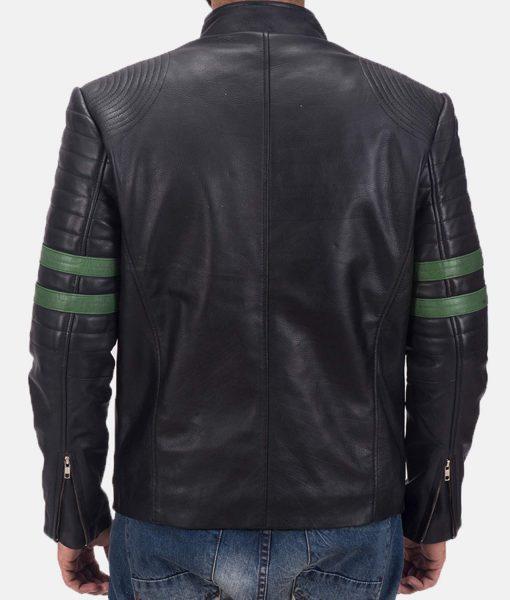 black-striped-jacket