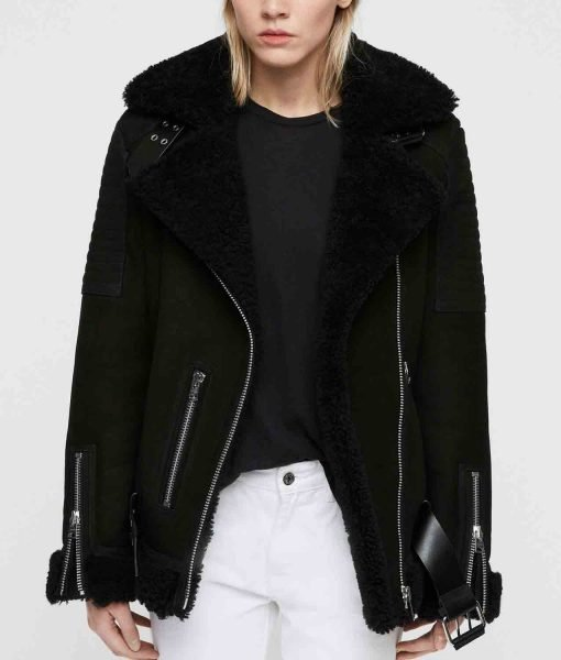 black-suede-shearling-jacket