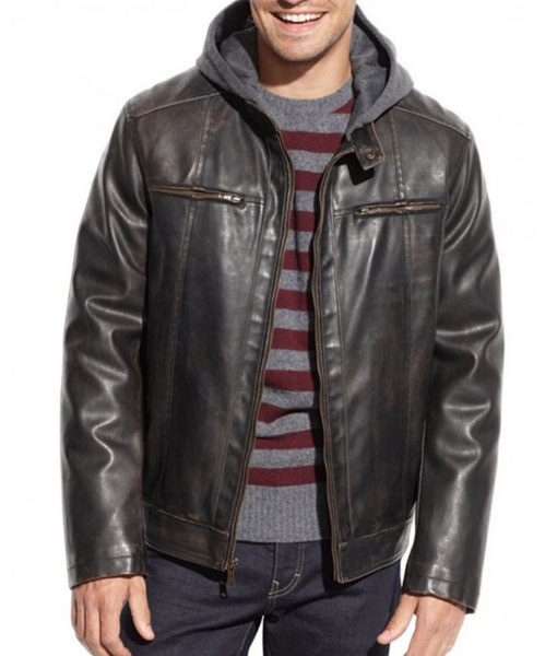 brown-hooded-leather-jacket