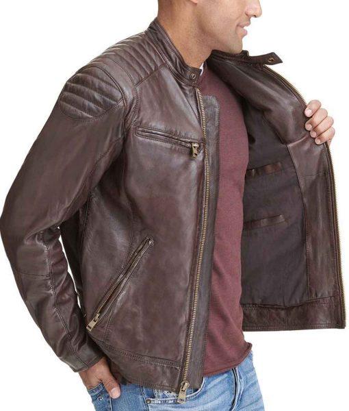 brown-motorcycle-jacket